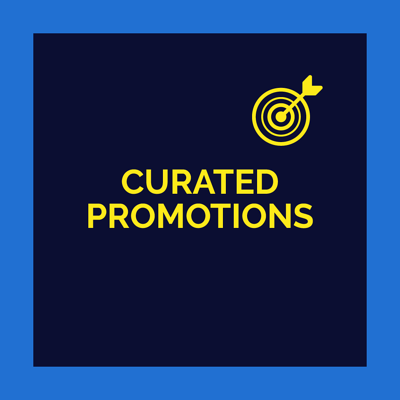 Curated Promotions